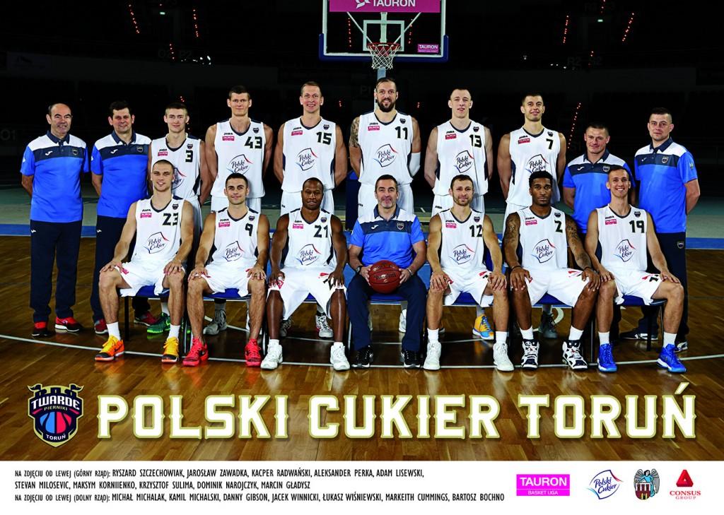 Polski Cukier Toruń 2015/2016